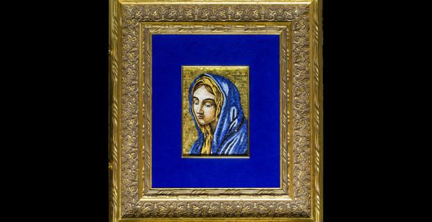 Mosaic : Addolorata 12×16