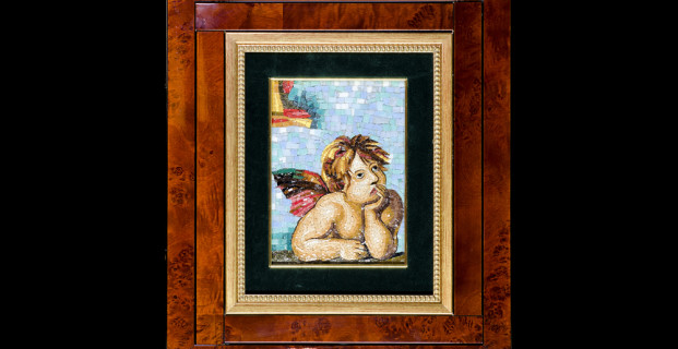 Mosaic : Angelo 15×20