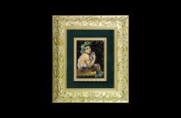 Mosaic : Bacco di Caravaggio 16×22