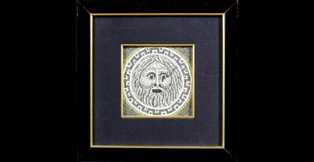 Mosaic : Bocca della verità 12×12