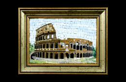 Mosaic : Colosseo 10×15