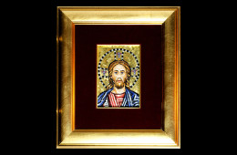 Mosaic : Cristo 11×16