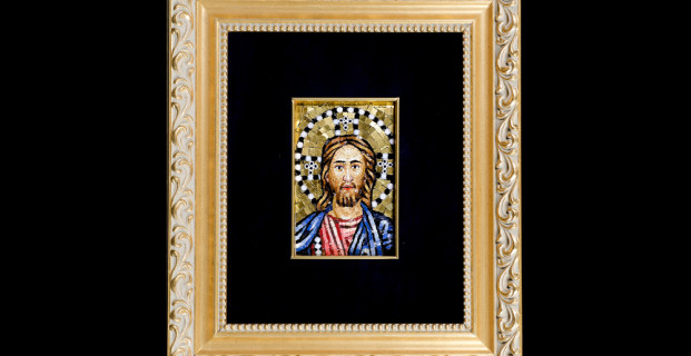 Mosaic : Cristo 8×12