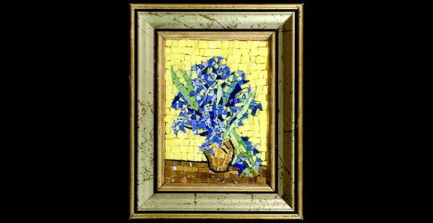 Mosaic : Fiori 7×10