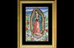 Madonna Guadalupe – 33×50