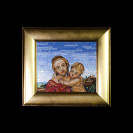 Madonna con bambino – 16×19