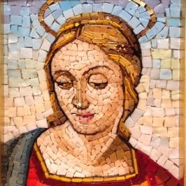 Madonna del Cardellino – 10×12