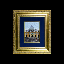 Piazza San Pietro – 16×22