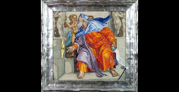 Profeta Ezechiele – 38×38